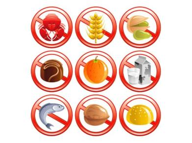 Risultati immagini per allergie alimentari