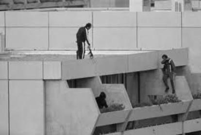 Monaco 1972: le immagini del massacro