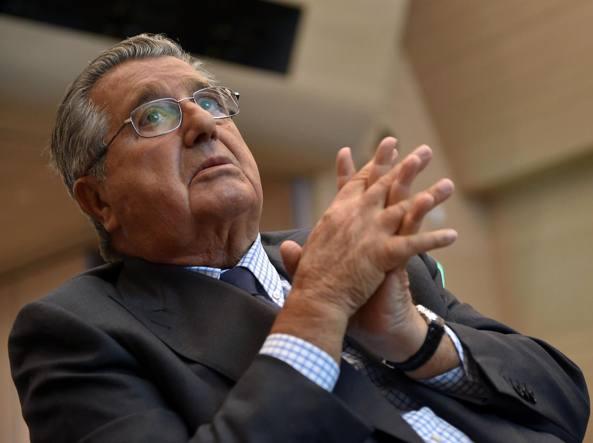 L'ingegnere Carlo De Benedetti (Imagoeconomica)