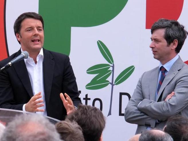 «Grasso e Boldrini all'opposizione»Diventano un caso le parole di Orlando