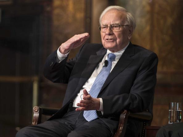 L'investitore Warren Buffett