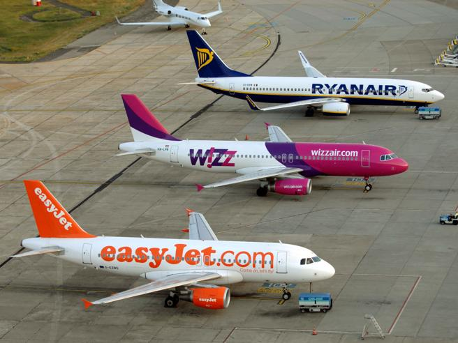 Planes, low cost flights fly to Italy thanks to 391 million incentives per year
