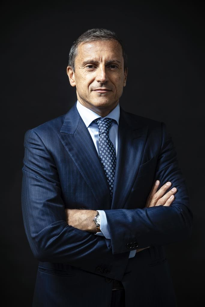 Luca Ronconi, CEO of the Koelliker Group (distributes the Mitsubishi in Italy)