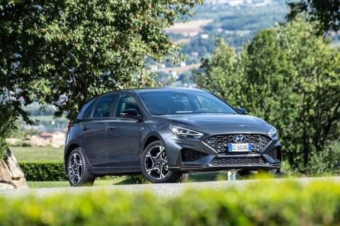 Hyundai i30, un pieno di tecnologia