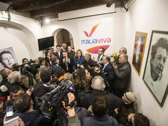 Sede Italia viva: Matteo Renzi alla pari di Aldo Moro ed Enrico Berlinguer