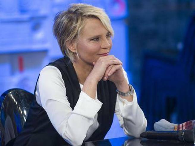 Maria De Filippi Interview With Domenica In I Am Jealous Of Maurizio Costanzo World Today News