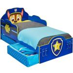 Paw Patrol Chase Toddler Bed And Storage Fashion World
