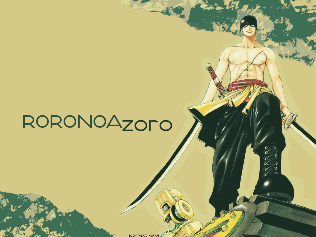 We have 10 images about one piece zoro quotes including images, images photographs wallpapers, and more. Zoro - One Piece Wallpaper (10388433) - Fanpop