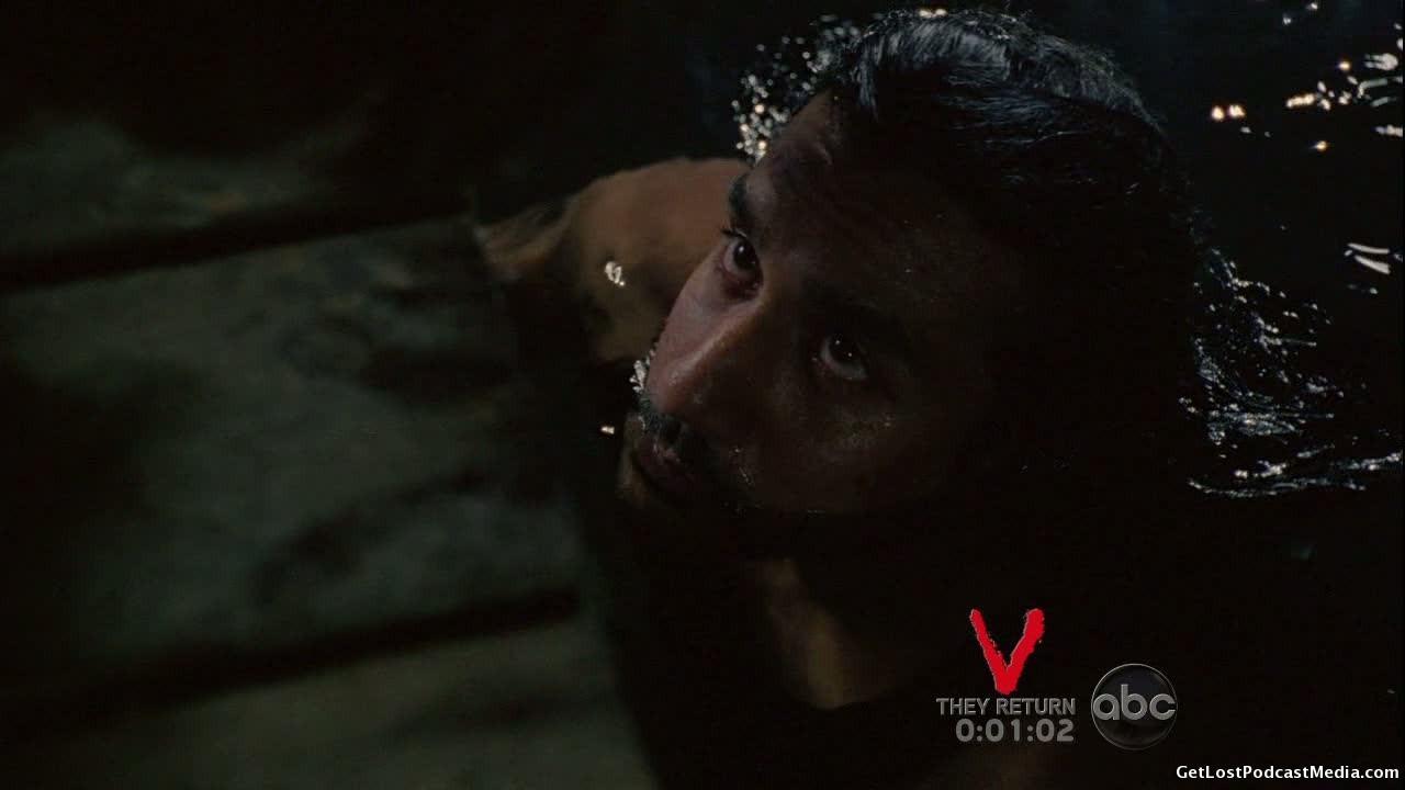 Sayid the Creepy Merman