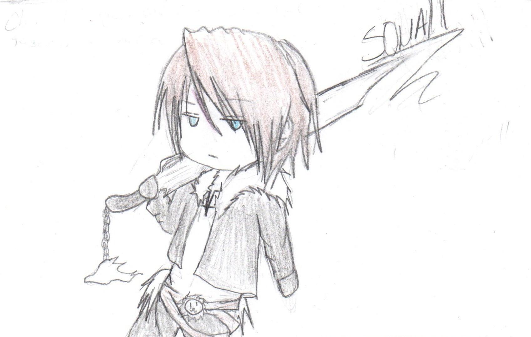 Final Fantasy Sketches