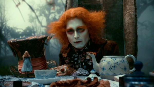 Tim Burton's 'Alice In Wonderland' - Alice in Wonderland ...