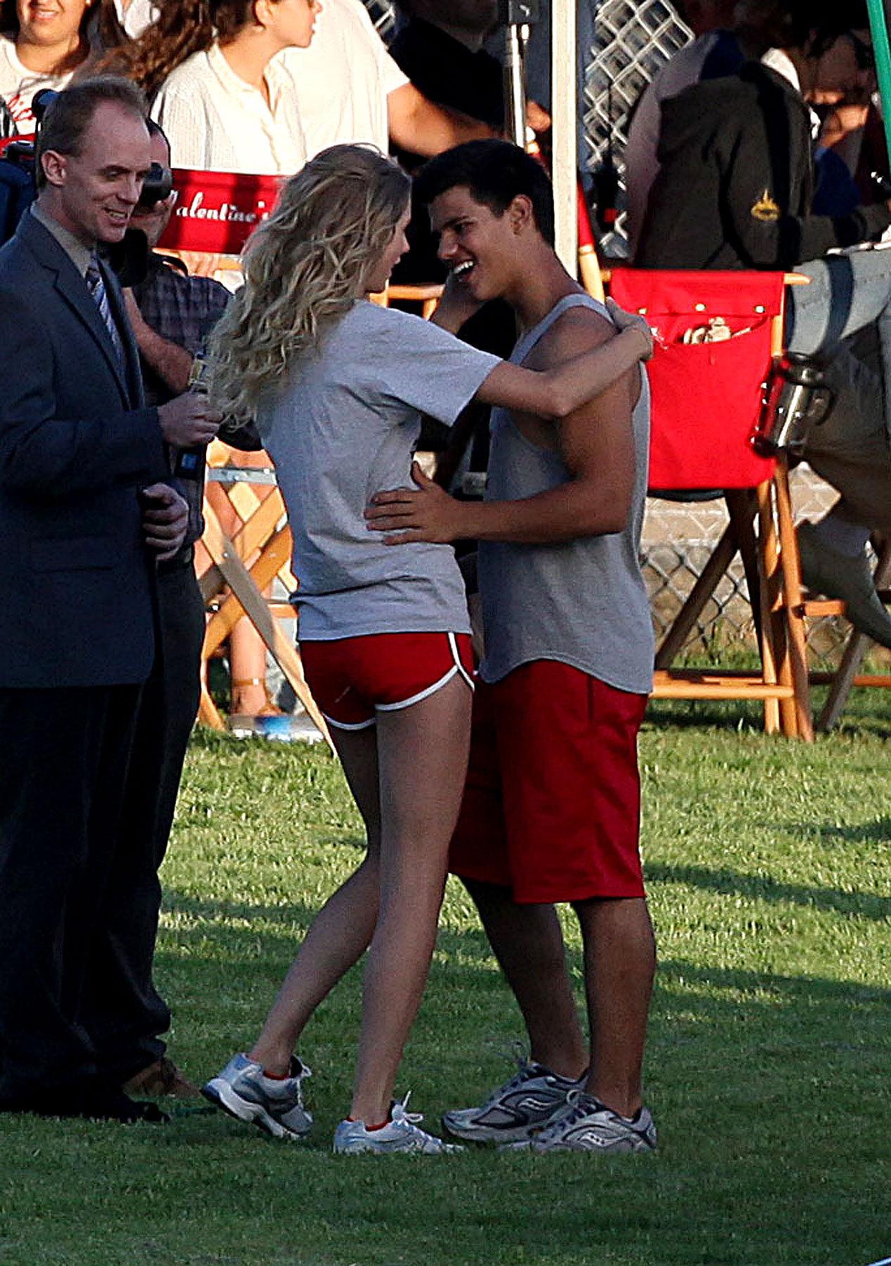 Taylor Taylor Y Swift Lautner