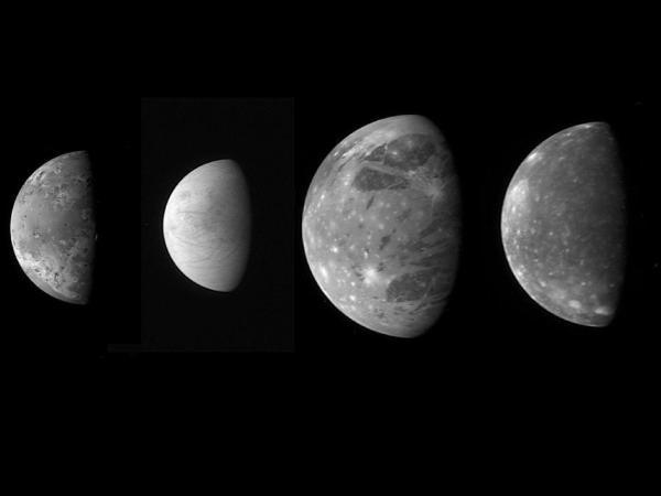 Jupiters Moons Space Photo 9800163 Fanpop