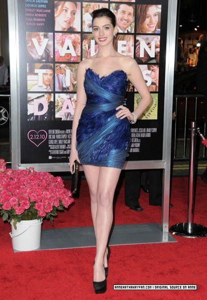 Annes Best Short Dress Poll Results Anne Hathaway