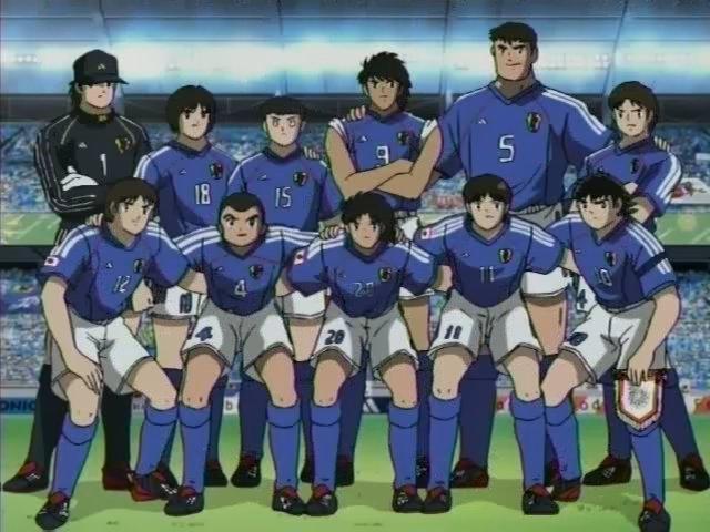 Image result for captain tsubasa