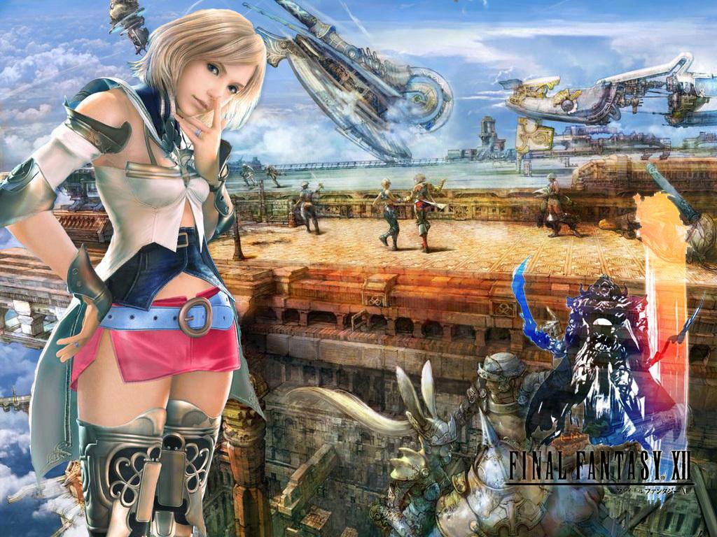 Final Fantasy Xii Ash Final Fantasy 12 Photo 3118591