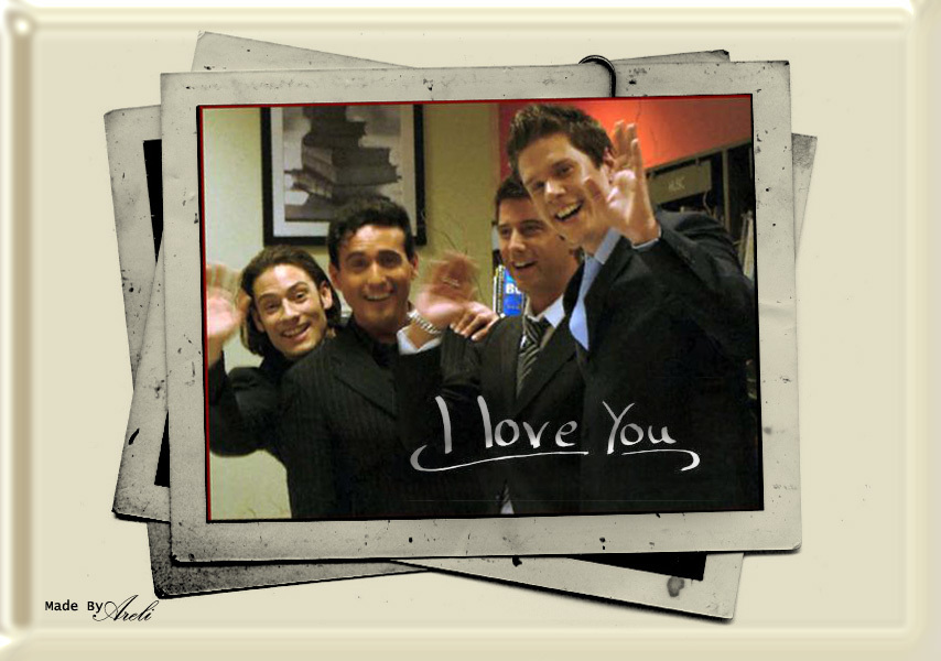 IL Divo - il-divo fan art