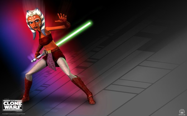 Ahsoka Star Wars Wallpaper 4384076 Fanpop