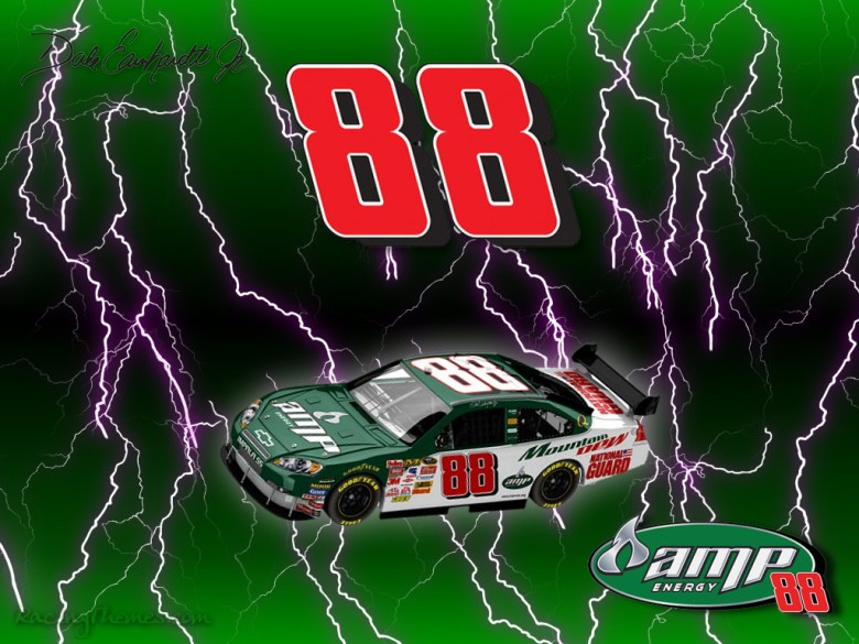 Dale Jr. - NASCAR Wallpaper (5215855) - Fanpop