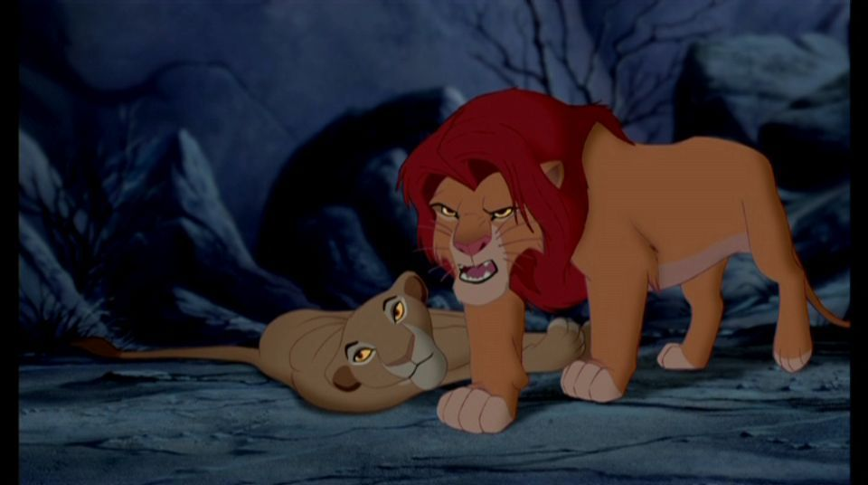 Image result for sarabi and simba