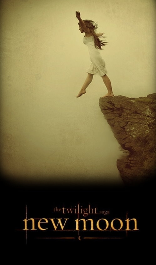 This was made by Lion_Lamb, a fanpop user, this is great one of Bella with the cliff jumping.