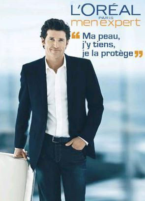 Patrick- L'Oreal Men Expert - patrick-dempsey photo