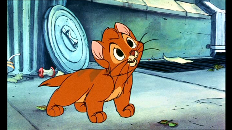 Image result for oliver and company