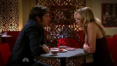Chuck and Sarah - 2x01 - Chuck vs the First Date - chuck-and-sarah Screencap