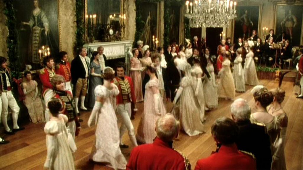 Image result for pride and prejudice ball