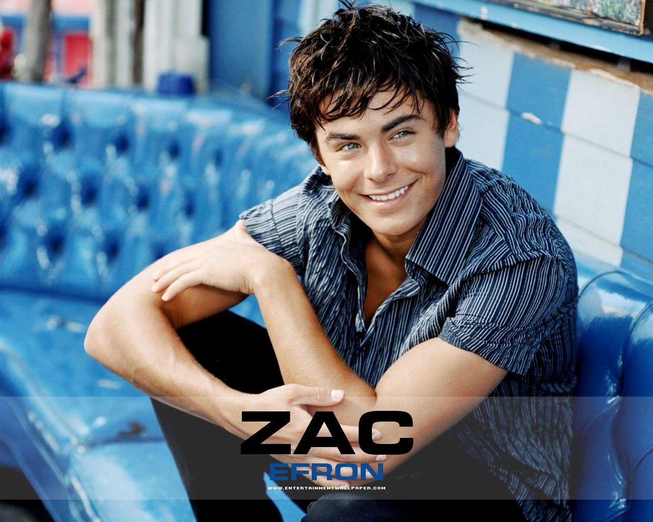 -Zac♥ - Zac Efron 1280x1024