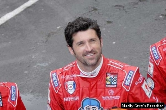 Patrick at Le Mans- celebration ♥ - patrick-dempsey photo