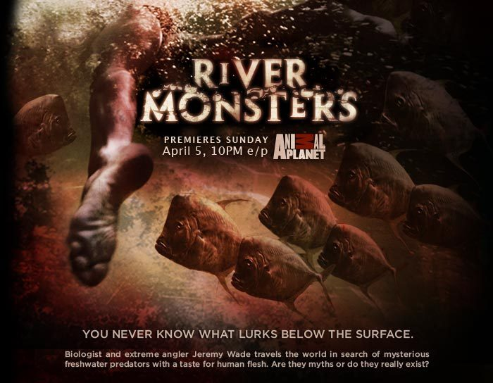 Mountain Monsters Show Wallpaper
