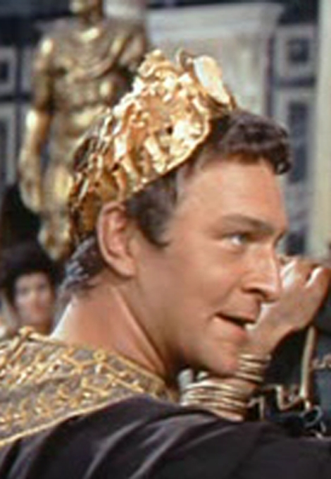 Image result for Christopher Plummer Commodus