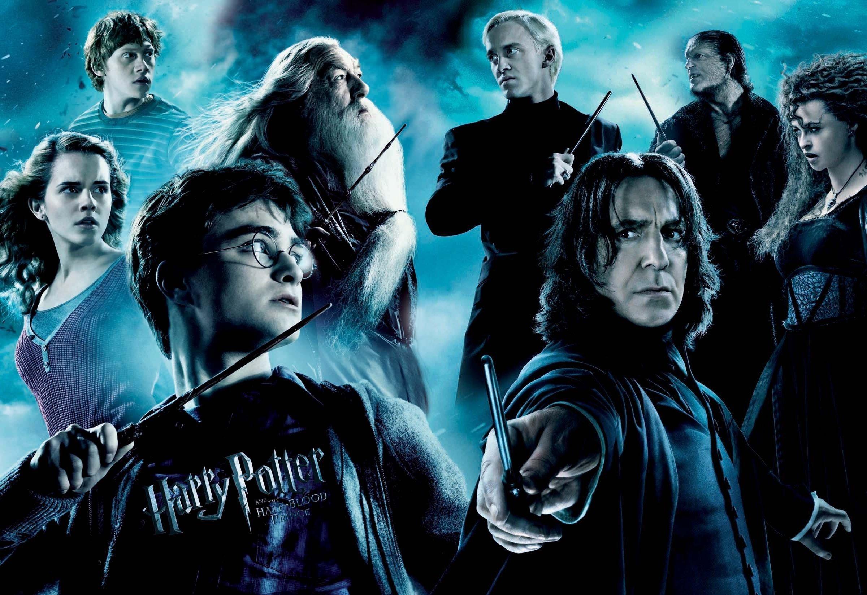 Severus Snape Half Blood Prince Posters