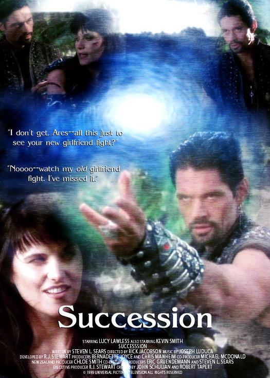 Succession - Xena & Ares Fan Art (7662765) - Fanpop