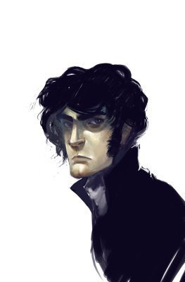 Image result for heathcliff art from wuthering heights