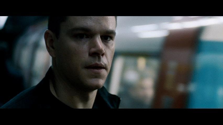 Scott Adkins The Bourne Ultimatum