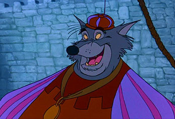 And Who Were You As A Child, Sheriff of Nottingham? (2/3)