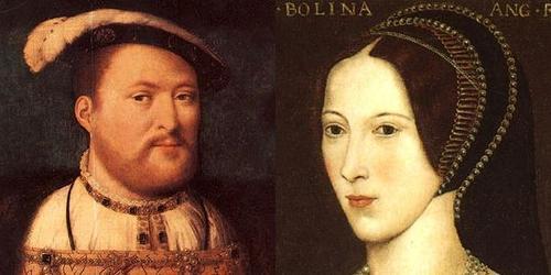 Image result for henry viii anne boleyn