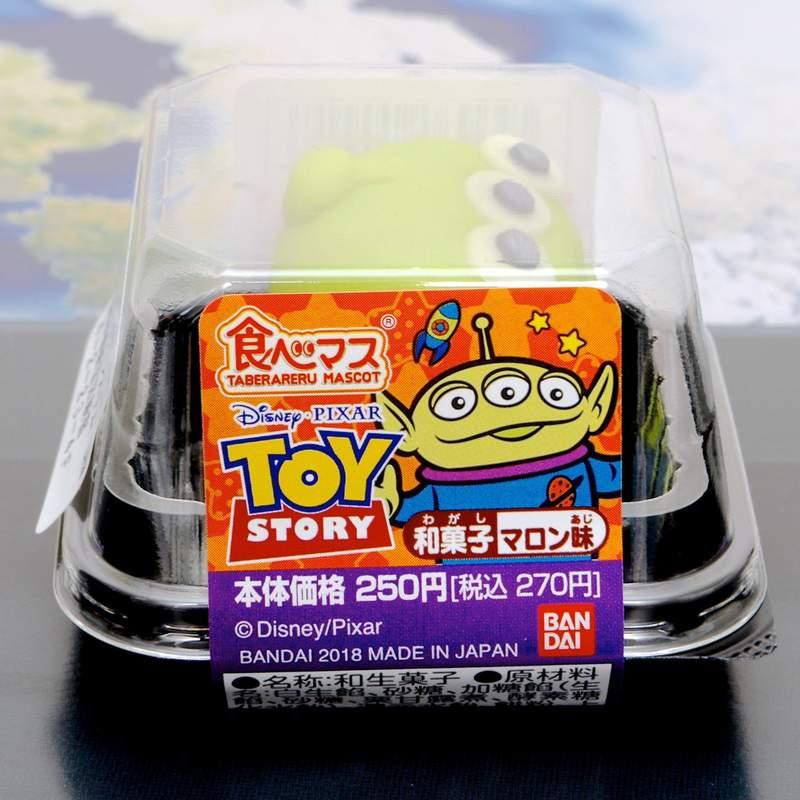 玩具總動員《三眼怪和菓子》這樣太可愛捨不得放嘴裡啦 - 圖片3