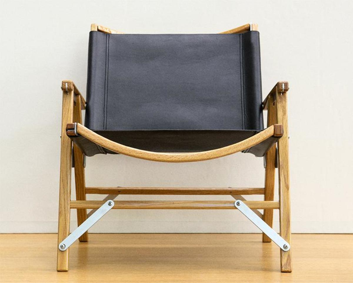 Stanley Sons Folding Chair Black On Garmentory