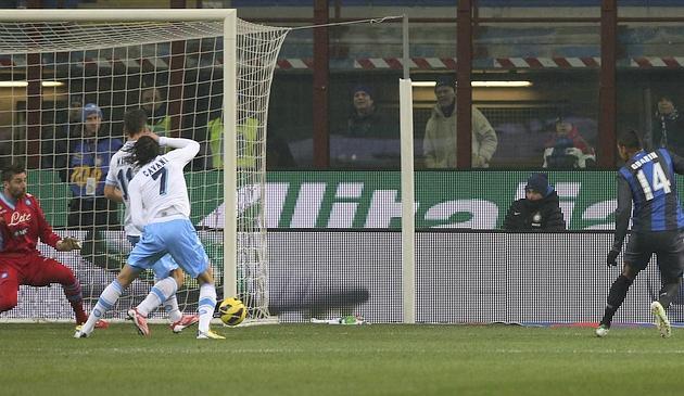 Il gol di Fredy Guarin