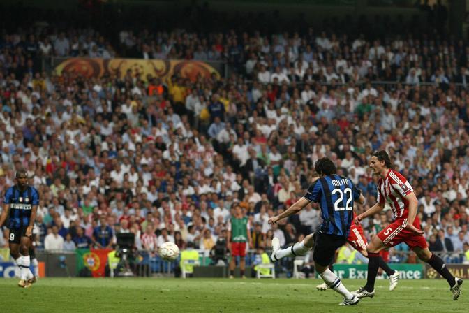 Diego Milito 2º gol
