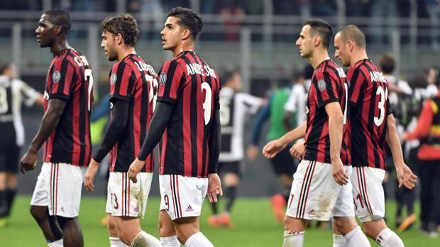 Milan - Juventus 0-2, è crisi aperta per i rossoneri. Foto: ANSA.