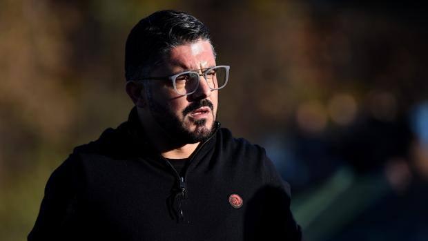 Gennaro Gattuso, 39 anni, nuovo tecnico del Milan. Getty