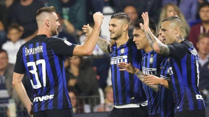 L'Inter ha 10 nazionali via Icardi-Lautaro tornano il 17