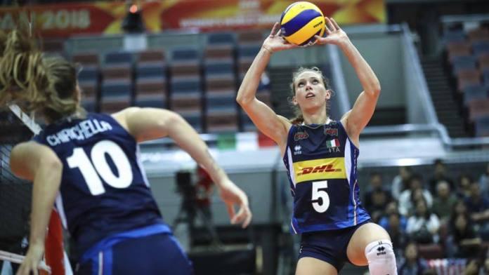 Italia, ecco le Final Six Ora Giappone e Serbia