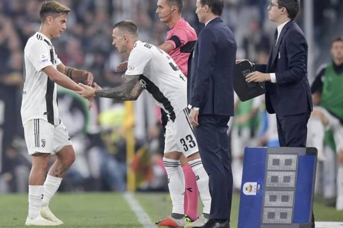 Super Berna pure con l'Italia E anche Dybala ora incanta