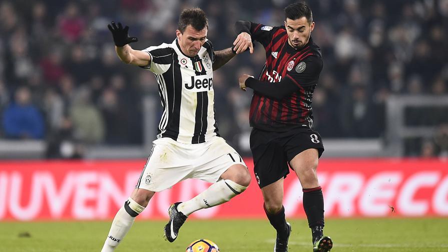 Mandzukic Juve Milan