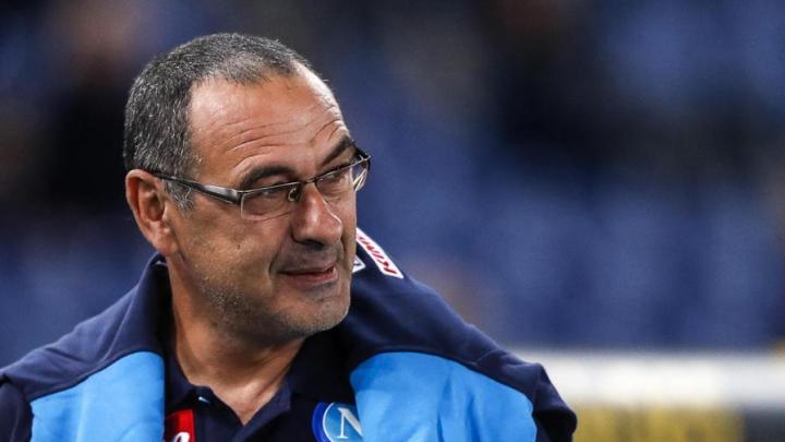Maurizio Sarri, allenatore del Napoli | numerosette.eu